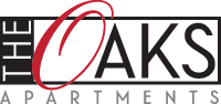 The Oaks Apartments logo